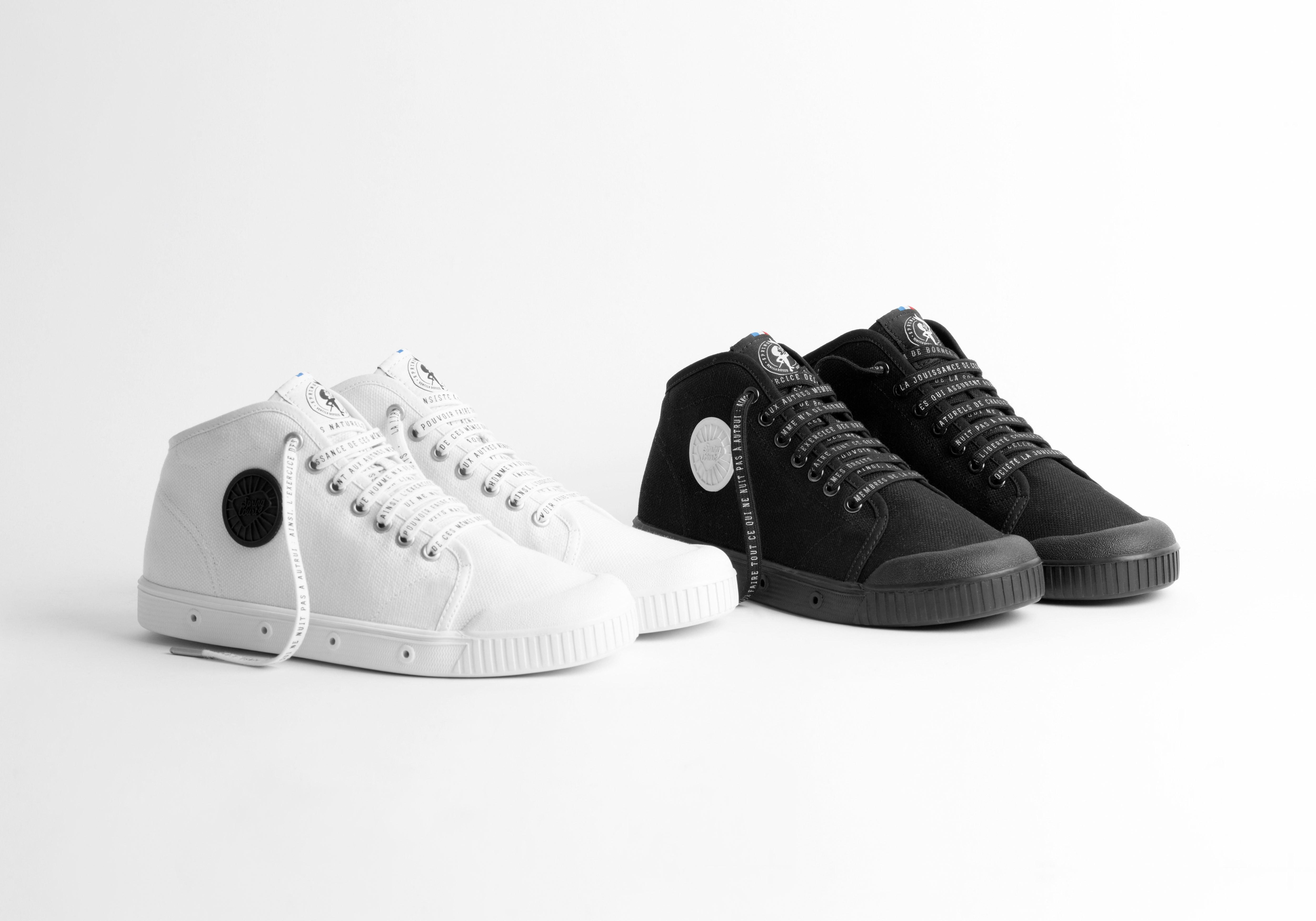B2 Liberté black and white